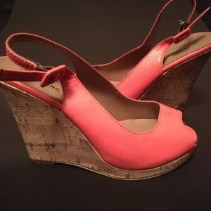 Call it Spring Coral Wedges